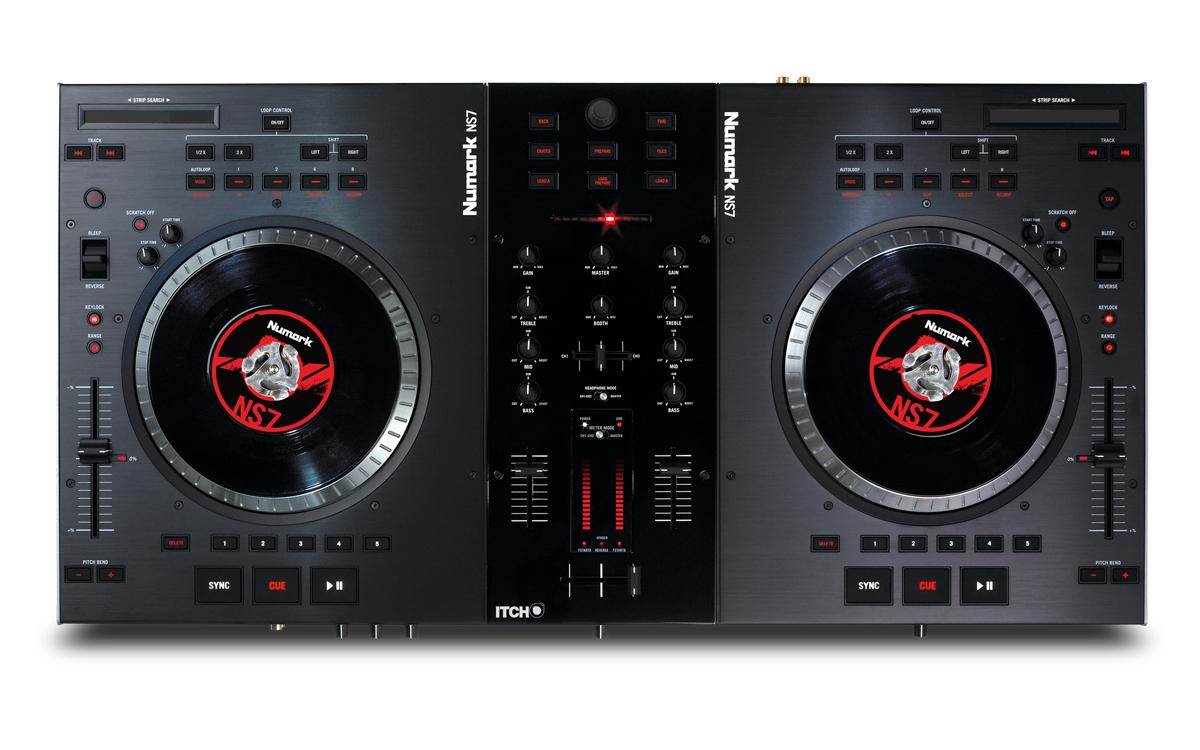 MIDI-контроллер Numark IDJ PRO
