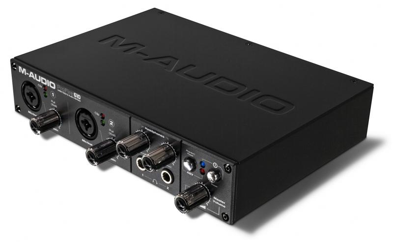 M-Audio ProFire 610 Звуковая карта FireWire купить, цена и отзывы ...