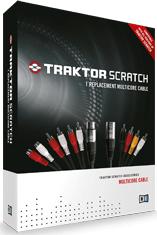 Native Instruments Multicore Cable - Mixer Segments Replacement Set