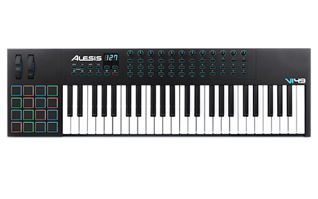 Alesis VI49 клавиатура USB/MIDI