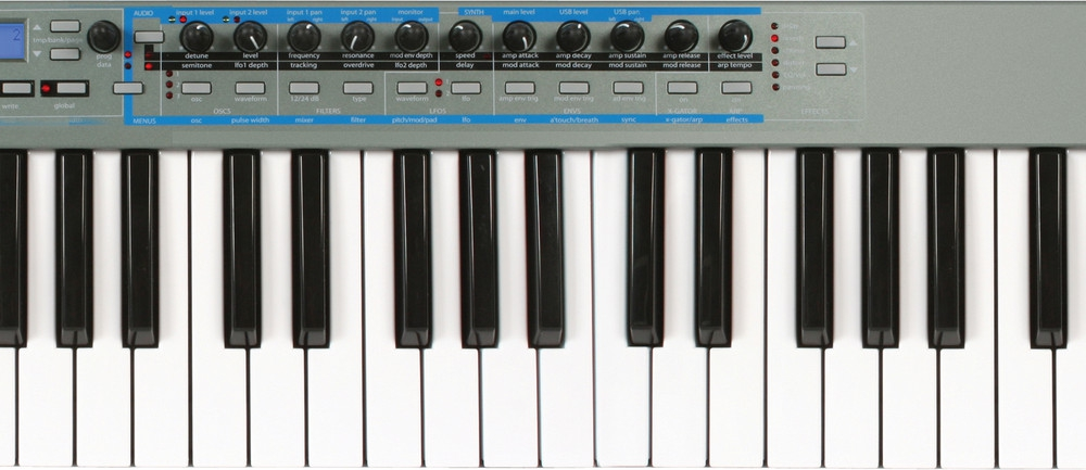 Midi-���������� Novation XioSynth 49