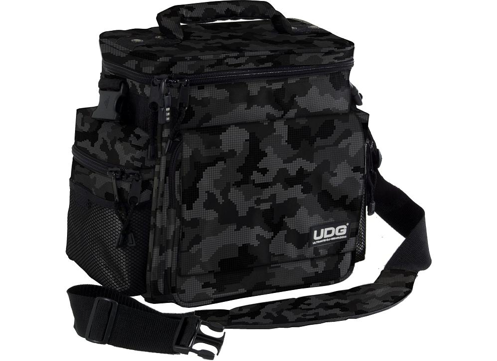 Сумки для пластинок UDG Ultimate SlingBag Digital Camo Grey