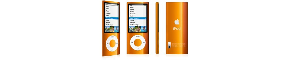 iPod nano Apple iPod nano 8GB Orange (5Gen) MC046
