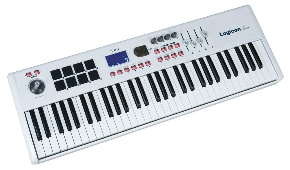 Midi-клавиатуры Icon Logicon-6 Air