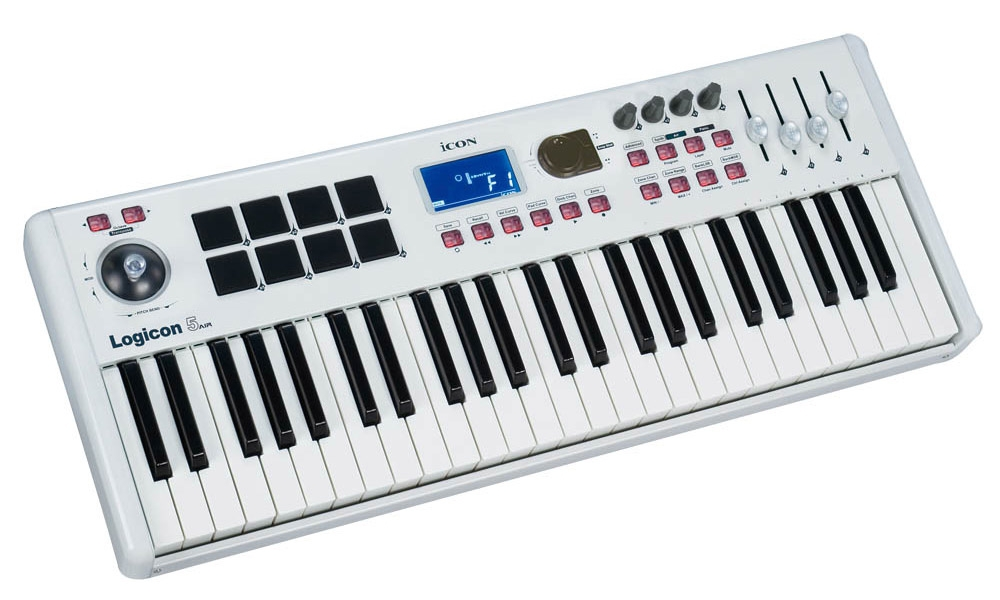 Midi-клавиатуры Icon Logicon-5 Air