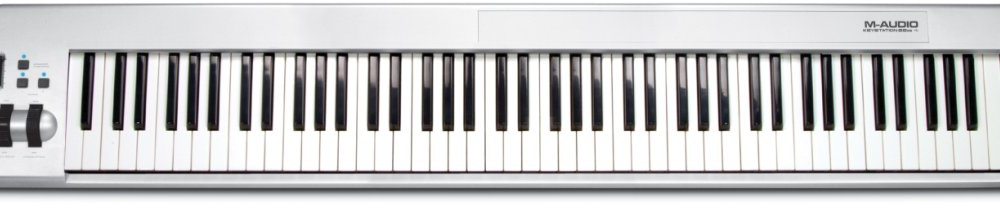 Midi-клавиатуры M-Audio Keystation 88es