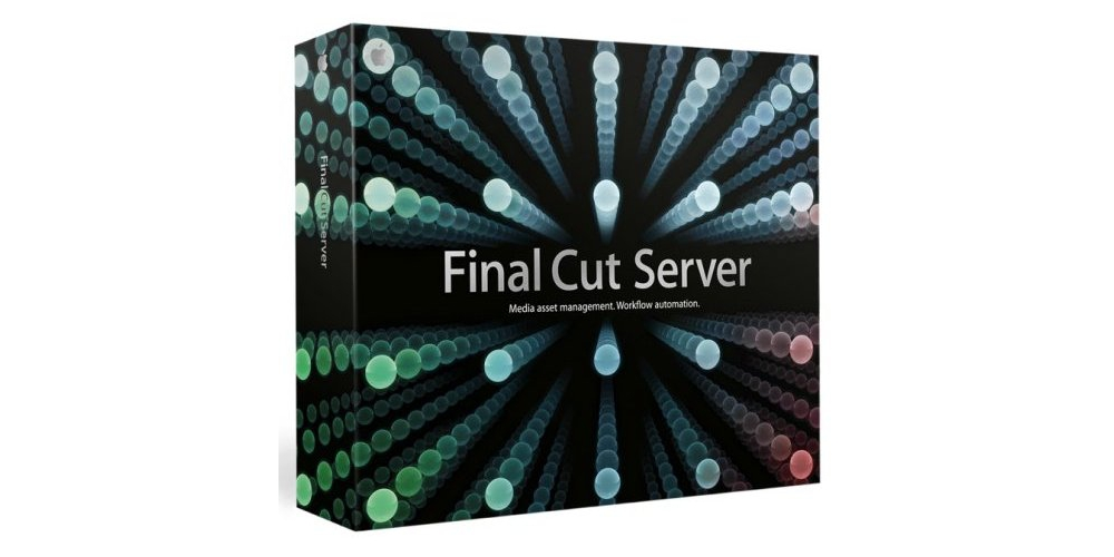 iSoftware Apple Final Cut Server Unlim Client [MC126]