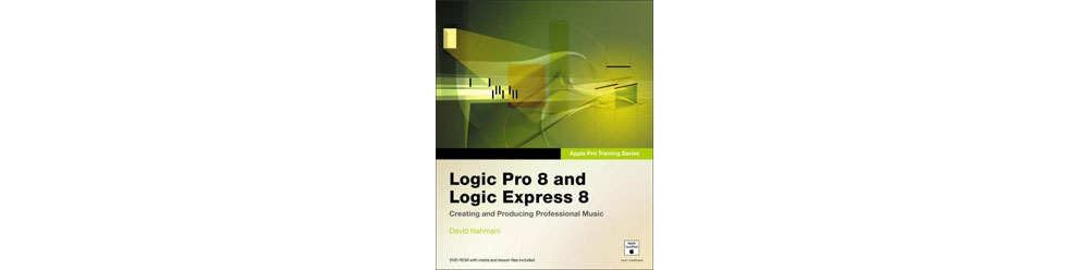 Книги  Книга ''Logic Pro 8'' серия Apple Pro Training