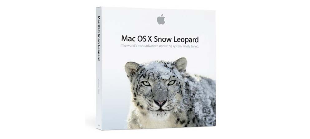 iSoftware Apple Mac OS X Snow Leopard Retail Upgrade [MC573]