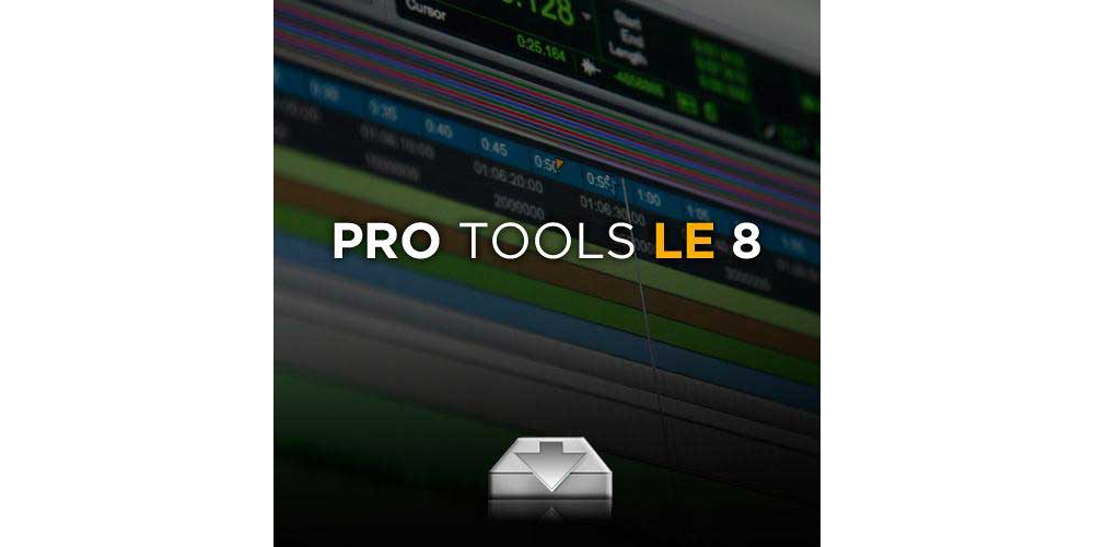 ��������� ��� �������� ������ Digidesign Pro Tools LE 8 Upgrade