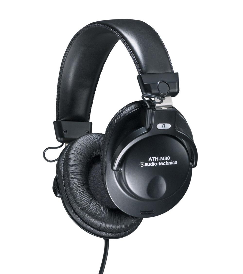 Студийные наушники Audio-Technica ATH-M30