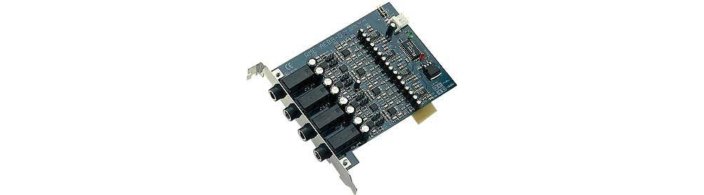 Звуковые карты PCI RME AEB 4/O Expansion Board