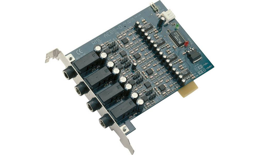 Звуковые карты PCI RME AEB 8-O Expansion Board