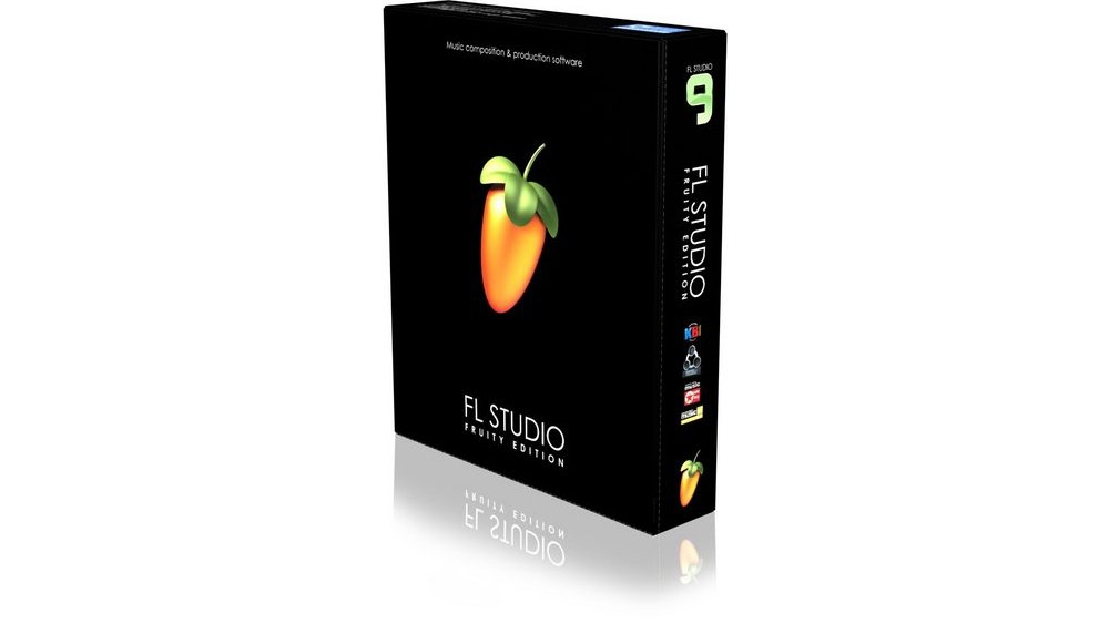 ��������� ��� �������� ������ Image Line FL Studio Fruity Edition 9