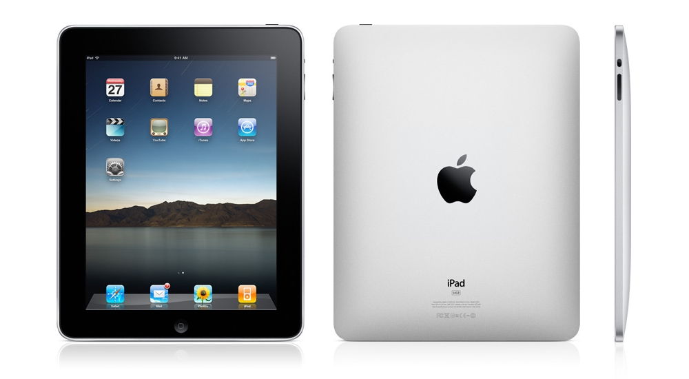 iPad Apple iPad 64G+WiFi+3G