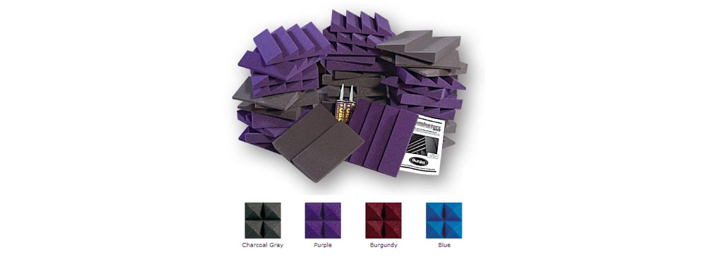 ���������������� ��������� Auralex D36-DST Kit Purple