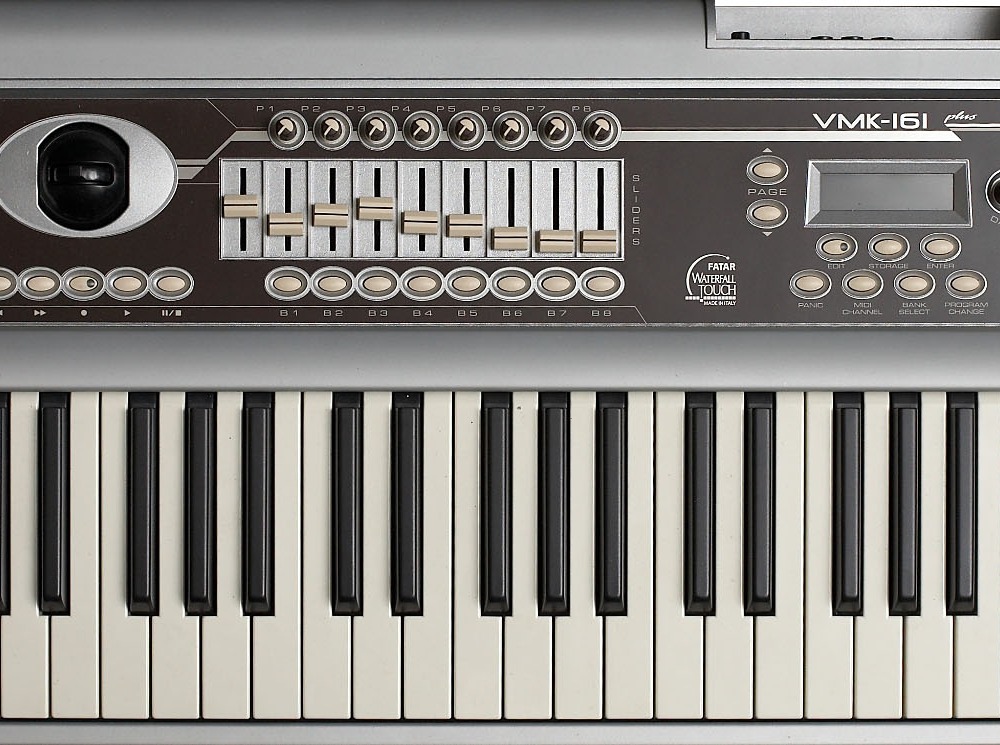 Midi-клавиатуры Studiologic USB - VMK 161 Plus Organ