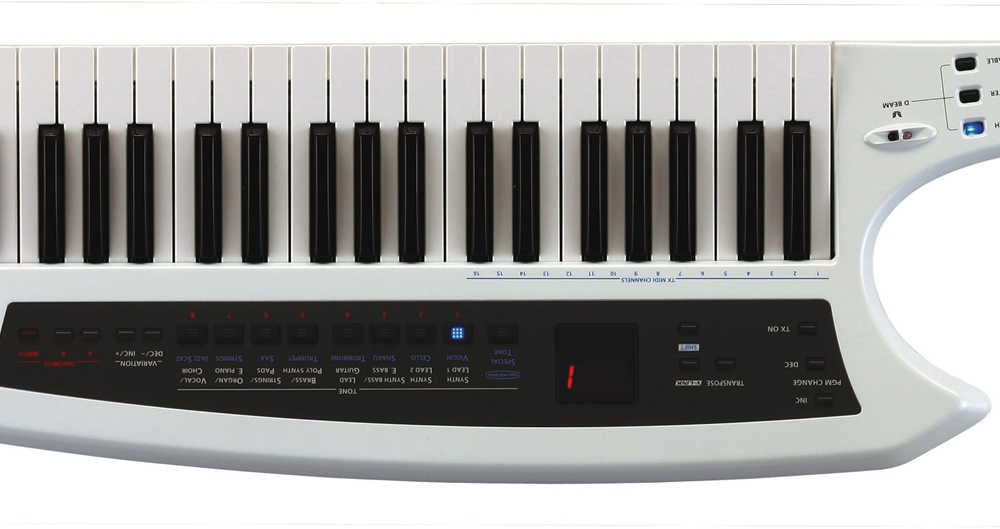 ����������� ����������� � �������� Roland AX-Synth