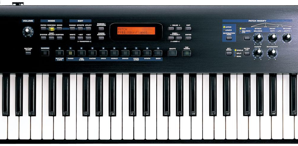 ����������� � ������� ������� Roland Juno-D Limited Edition