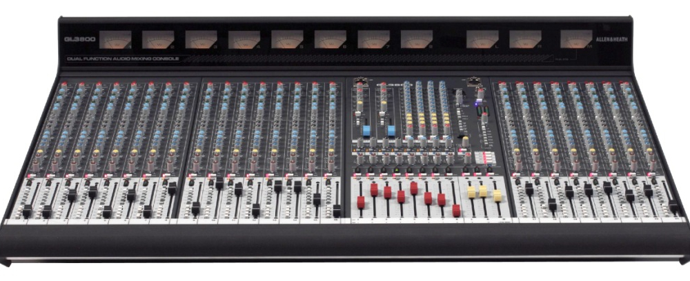 ��������� ������ Allen & Heath GL3800-832A