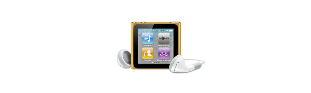 iPod nano Apple iPod nano 8Gb - Orange [MC691]