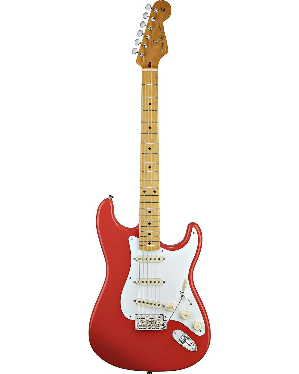 Электрогитары Fender Standard Stratocaster HSS RW Candy Apple Red