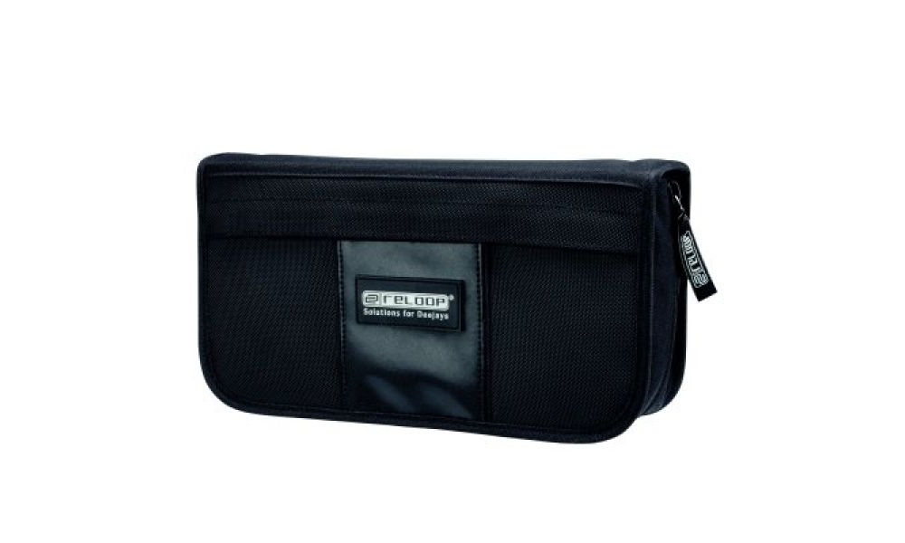 Папки для дисков Reloop CD Wallet 96 black