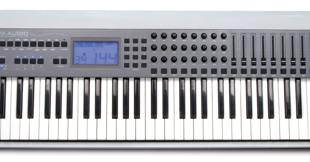 Midi-клавиатуры M-Audio Keystation Pro 88