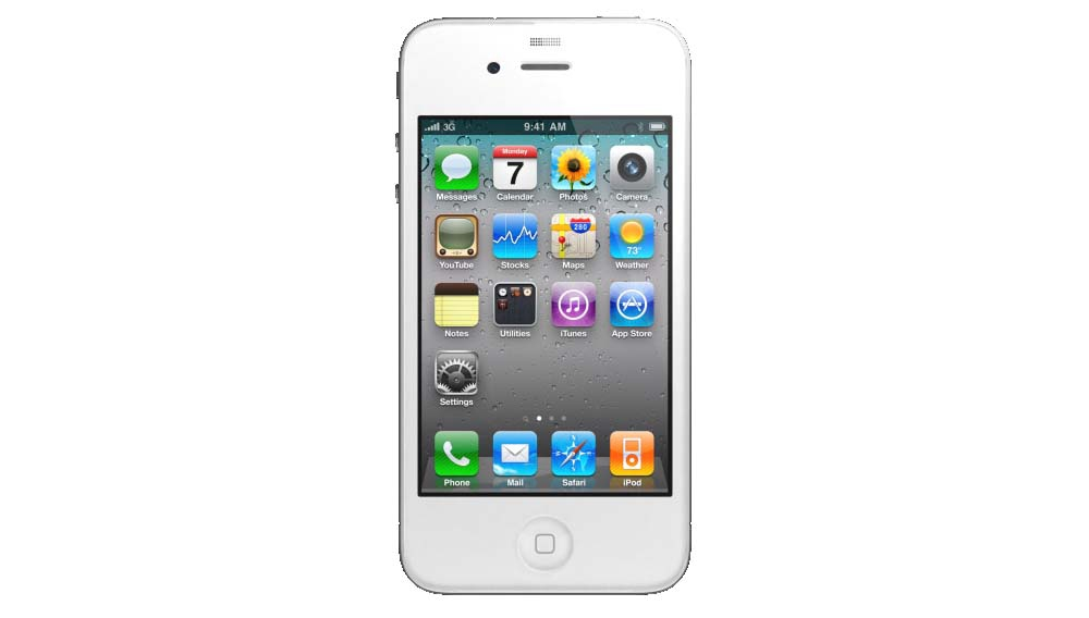 iPhone Apple iPhone 4G 16GB White