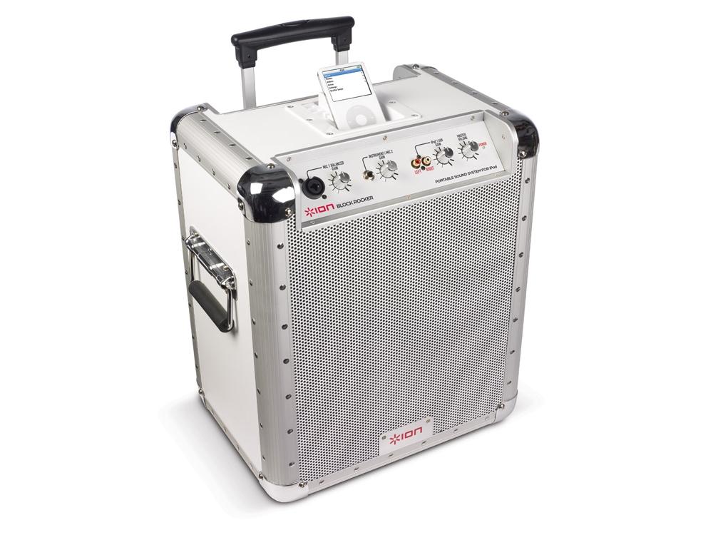 Acoustics  Ion Block Rocker