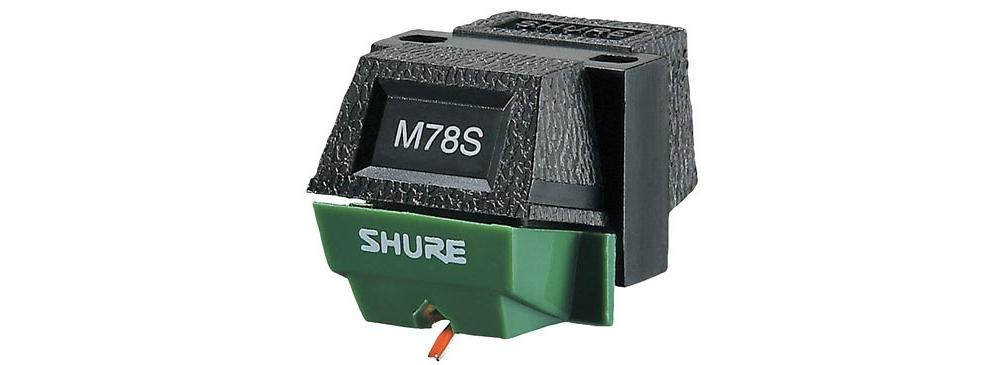 Иглы, картриджи Shure M78S