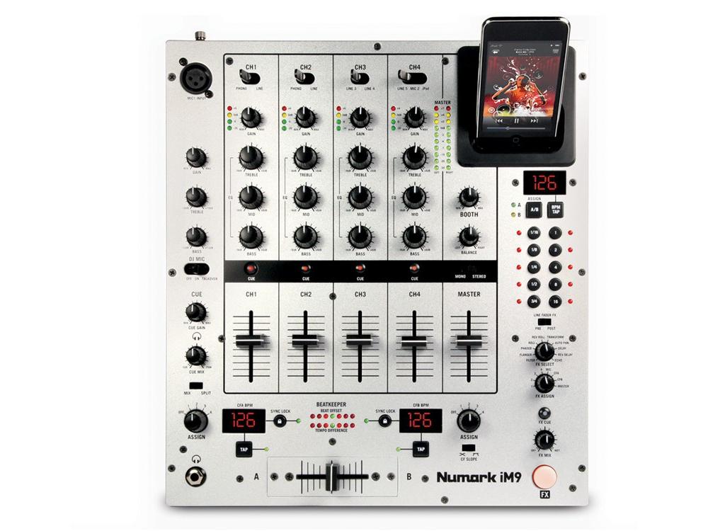 DJ-микшеры Numark iM9