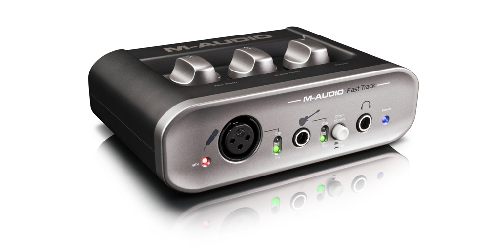 Звуковые карты M-Audio Avid Recording Studio