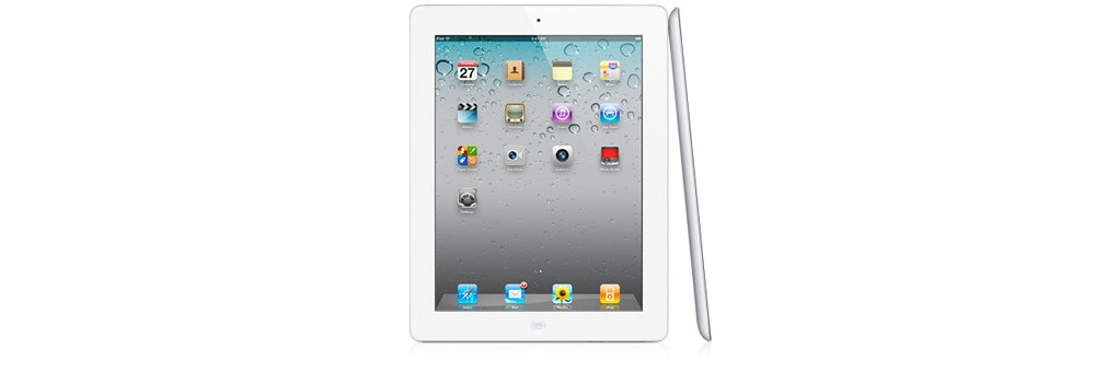 iPad Apple iPad 2 Wi-Fi 32Gb White