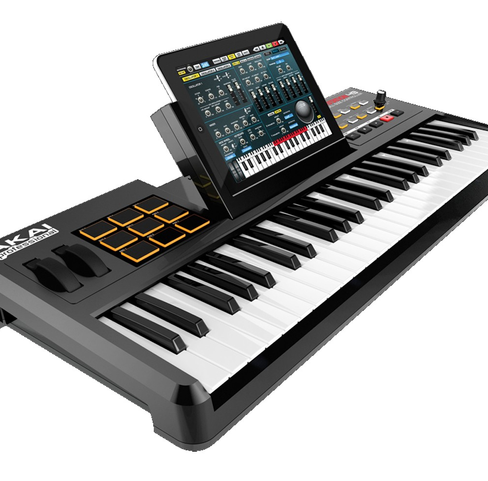 Midi-клавиатуры Akai Synthstation49
