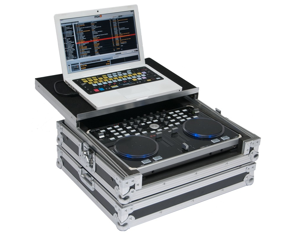 Kейсы Magma DJ-Controller Workstation 300