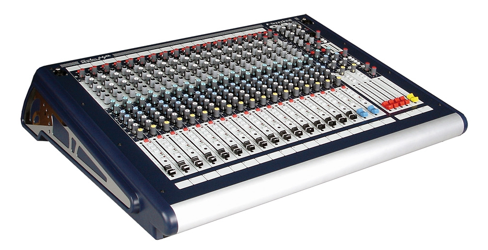 ��������� ������ Soundcraft GB2 16ch