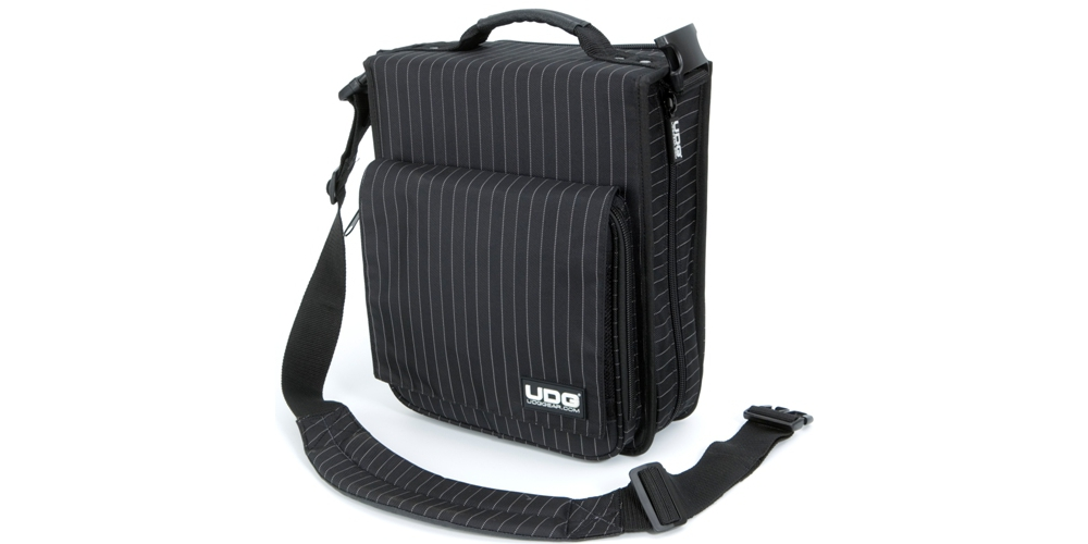 Папки для дисков UDG CD SlingBag 258 Black/Grey Stripe