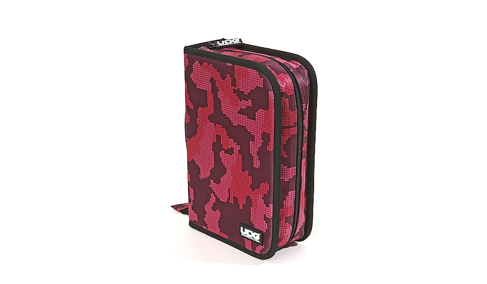 Папки для дисков UDG CD Wallet 100 Camo Pink