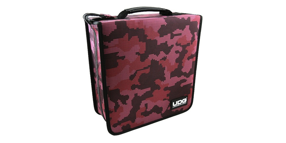 Папки для дисков UDG CD Wallet 280 Camo/Pink