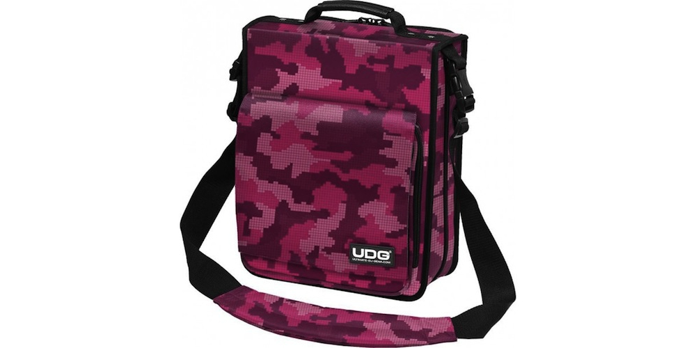 Папки для дисков UDG CD SlingBag 258 Camo Pink