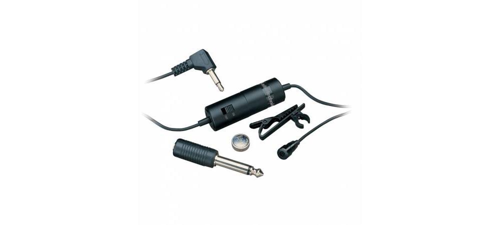 c079557b446b PRODJ   Audio-Technica ATR3350. Купить Петличный микрофон Audio ...