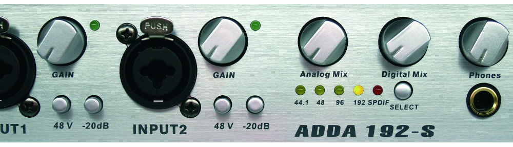 Конверторы SMPro Audio ADDA 192-S