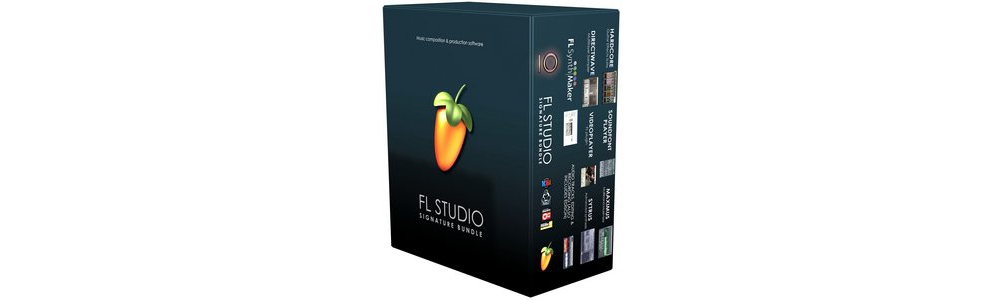 ��������� ��� �������� ������ FL STUDIO Signature Bundle v10