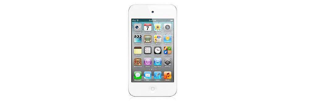 iPod touch Apple iPod Touch 8GB White (4Gen) MD057RP/A