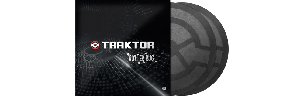 Слипматы Native Instruments TRAKTOR Butter Rug