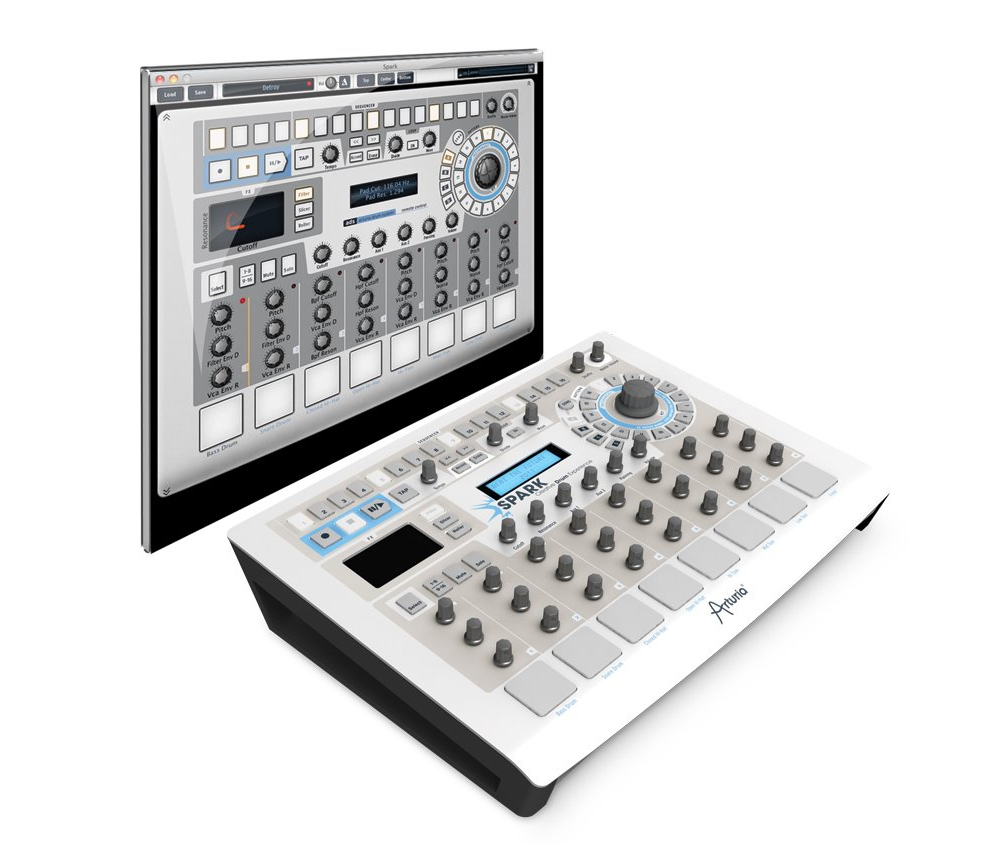DJ-контроллеры Arturia SPARK Creative Drum Machine