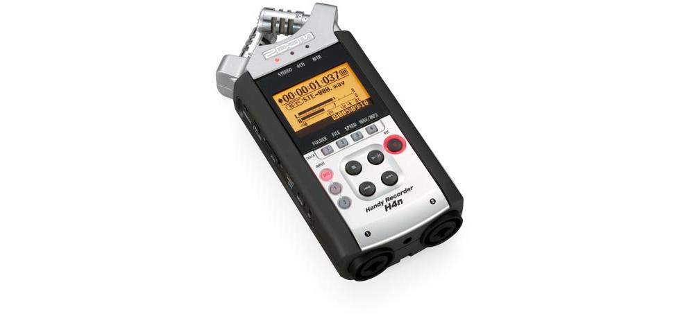 Аудио конверторы, рекордеры Zoom H4N