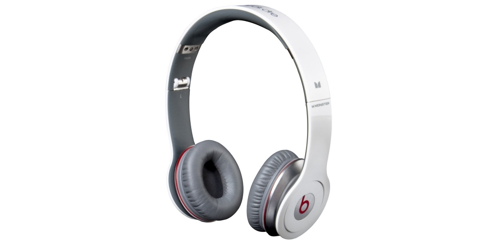 Наушники для плеера Beats by Dr. Dre Solo HD White ControlTalk