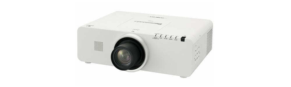 Видеопроекторы Panasonic PT-EZ570E